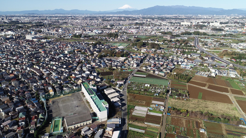 空撮写真3