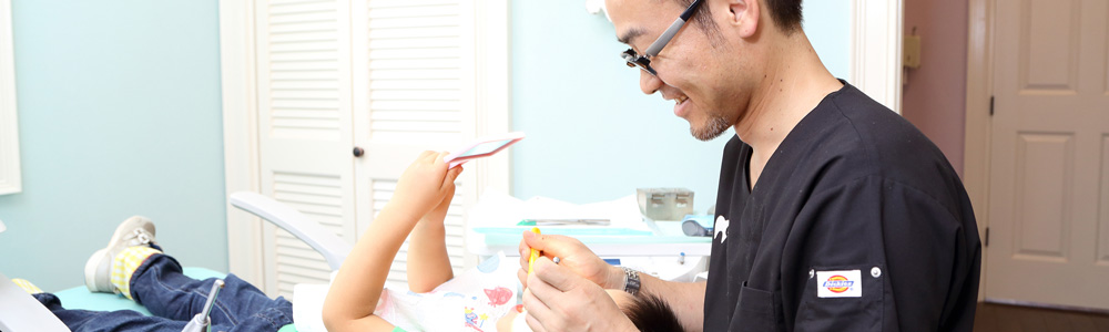 むし歯の症状と当院での治療方法