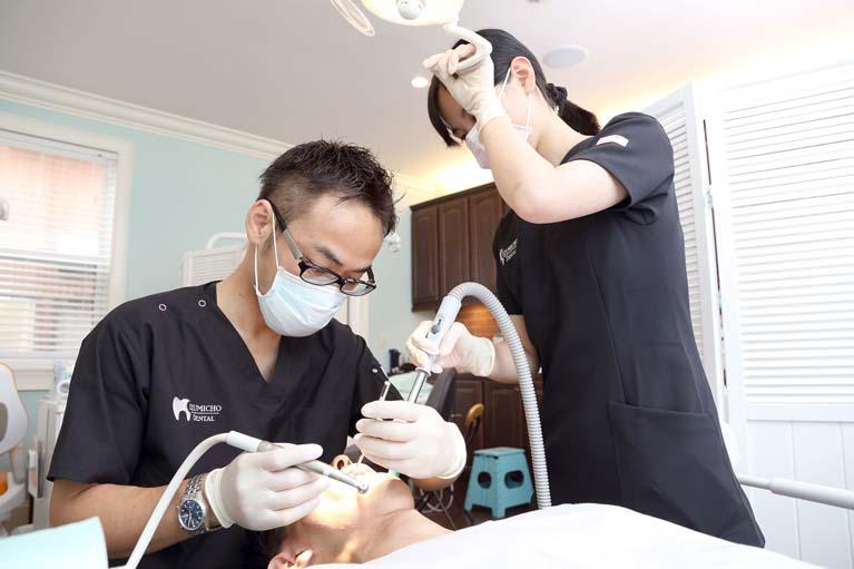 当院での予防歯科